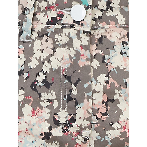 Buy Kaliko Isla Print Jeans, Grey Online at johnlewis.com