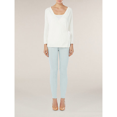 Buy Kaliko Panel Jeggings, Blue Online at johnlewis.com