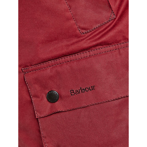 Buy Barbour Ashby Waxed Jacket Online at johnlewis.com