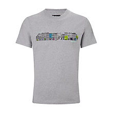 Buy Barbour 150 Years Shop Print T-Shirt Online at johnlewis.com