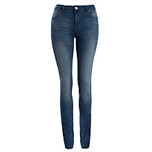 Buy Five Units Penelope Skinny Jeans, Light Wash Online at johnlewis.com