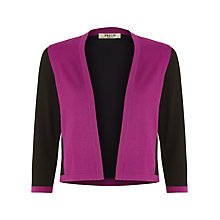 Buy Precis Petite Colour Block Shrug, Multi Online at johnlewis.com