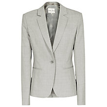 Buy Reiss Stitch Fit Jacket, Silver Online at johnlewis.com
