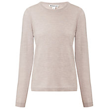 Buy Whistles Joanie Merino Crew Jumper Online at johnlewis.com