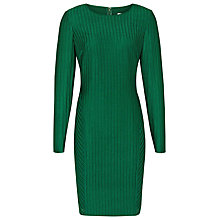 Buy Reiss Bodycon Chloey Dress, Mint Online at johnlewis.com
