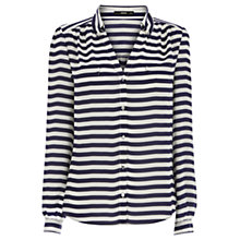 Buy Oasis Multi Striped Shirt, Multi Online at johnlewis.com