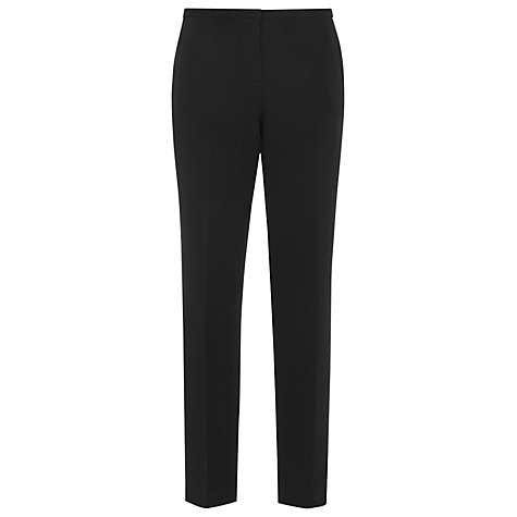 Buy Reiss Leone Slim Fit Trousers, Blue Online at johnlewis.com