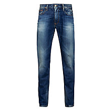 Buy Hilfiger Denim Ryan Standard Straight Jeans, Penrose Blue Online at johnlewis.com
