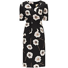 Buy Havren Camelia Stretch Dress, Multi Online at johnlewis.com