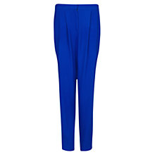 Buy Mango Crepe Baggy Trousers Online at johnlewis.com