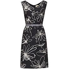 Buy Havren Squiggle Flower Dress, Multi Online at johnlewis.com