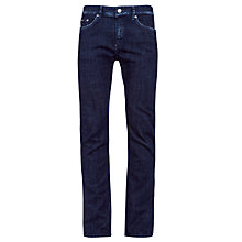 Buy BOSS Delaware Jeans, Dark Blue Online at johnlewis.com