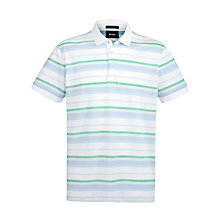 Buy BOSS Varenna Striped Polo Shirt Online at johnlewis.com