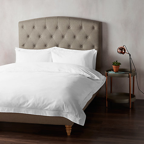 Buy John Lewis Crisp & Fresh Egyptian Cotton 400 Thread Count Deep Fitted Sheets Online at johnlewis.com