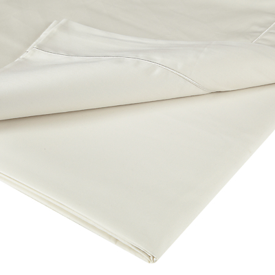 John Lewis 400 Thread Count Soft & Silky Egyptian Cotton Flat Sheet