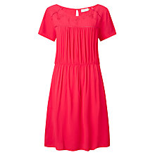 Buy Collection WEEKEND by John Lewis Floral Cut Out Dress Online at johnlewis.com