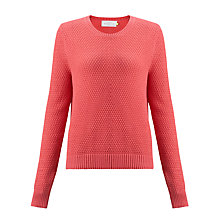 Buy Collection WEEKEND by John Lewis Textured Boxy Jumper Online at johnlewis.com
