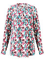 John Lewis Capsule Collection Printed Dobby Blouse, Multi