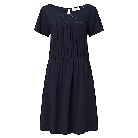 Buy Collection WEEKEND by John Lewis Floral Cut-Out Dress Online at johnlewis.com