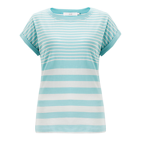 Buy John Lewis Boat Neck T-Shirt Online at johnlewis.com