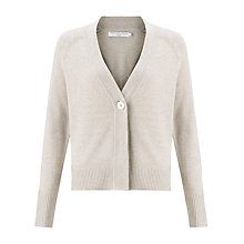 Buy John Lewis Capsule Collection Boxy V-Neck Cardigan Online at johnlewis.com
