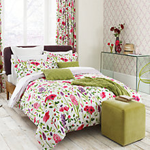 Buy Sanderson Spring Flowers Bedding Online at johnlewis.com