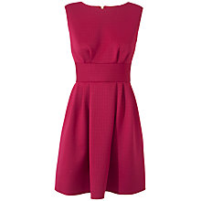 Buy Closet Gathered Dress, Pink Online at johnlewis.com