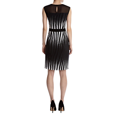 Buy Coast Serena Dress, Mono Online at johnlewis.com