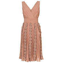 Buy Phase Eight Gabby Dress, Oyster Online at johnlewis.com