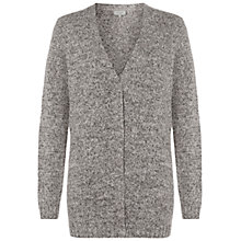 Buy Hobbs Claudine Cardigan, Natural Online at johnlewis.com