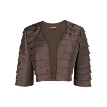 Buy Phase Eight Katia Jacket, Praline Online at johnlewis.com