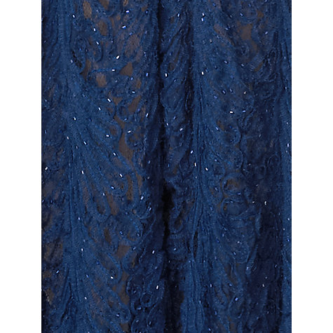 Buy Phase Eight Collection 8 Portland Full Length Dress, Sapphire Online at johnlewis.com