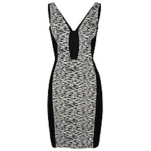 Buy French Connection Sahara Wave Bodycon Dress, Acid Zest Multi Online at johnlewis.com