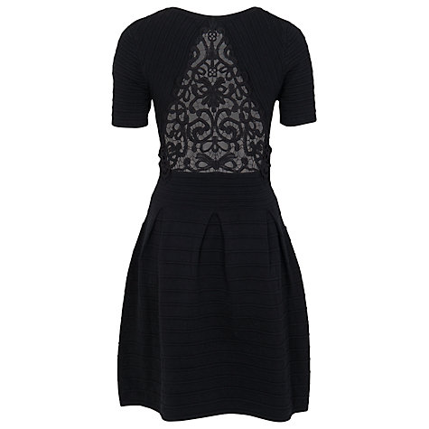 Buy French Connection Grace Knitted Dress Online at johnlewis.com