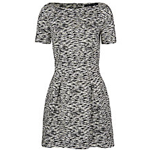 Buy French Connection Sahara Wave Dress, Acid Zest Multi Online at johnlewis.com