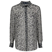 Buy French Connection Sahara Wave Shirt, Acid Zest Multi Online at johnlewis.com