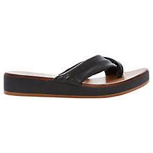 Buy Dune Gotta Knot Wedge Sandals Online at johnlewis.com