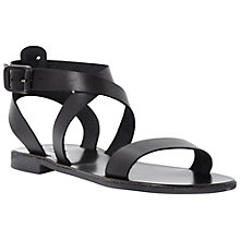 Buy Bertie Jumpy Leather Sandals Online at johnlewis.com
