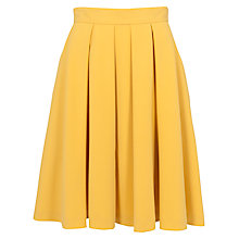 Buy French Connection Feather Flared Skirt Online at johnlewis.com