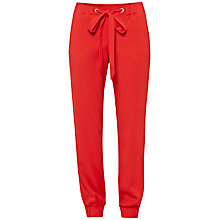 Buy French Connection Tie Waist Trousers Online at johnlewis.com