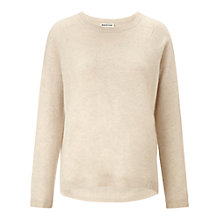 Buy Whistles Rose Cashmere Boxy Top Online at johnlewis.com