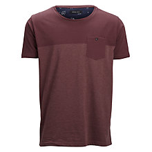 Buy Selected Homme Pete Block Short Sleeve T-Shirt Online at johnlewis.com