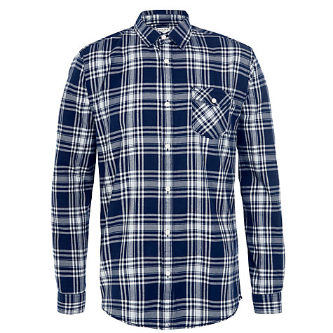 Buy Selected Homme Two Rock Checked Long Sleeve Shirt Online at johnlewis.com