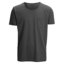 Buy Selected Homme Pima Dave Short Sleeve T-Shirt Online at johnlewis.com