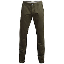 Buy Selected Homme Three Paris Straight Chinos, Rosin Online at johnlewis.com