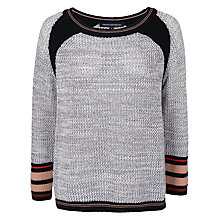 Buy French Connection Jonny Jumper, Souksunrise/Atlassan Online at johnlewis.com