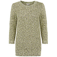 Buy Hobbs Lori Jumper, Pistachio Online at johnlewis.com