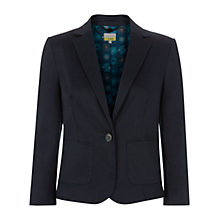 Buy NW3 by Hobbs Lily Jacket, Oxford Blue Online at johnlewis.com
