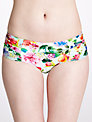 Seafolly Summer Garden Bikini Shorts, Mint