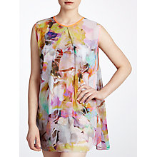 Buy Ted Baker Binndy Beach Cover Up, Yellow Online at johnlewis.com